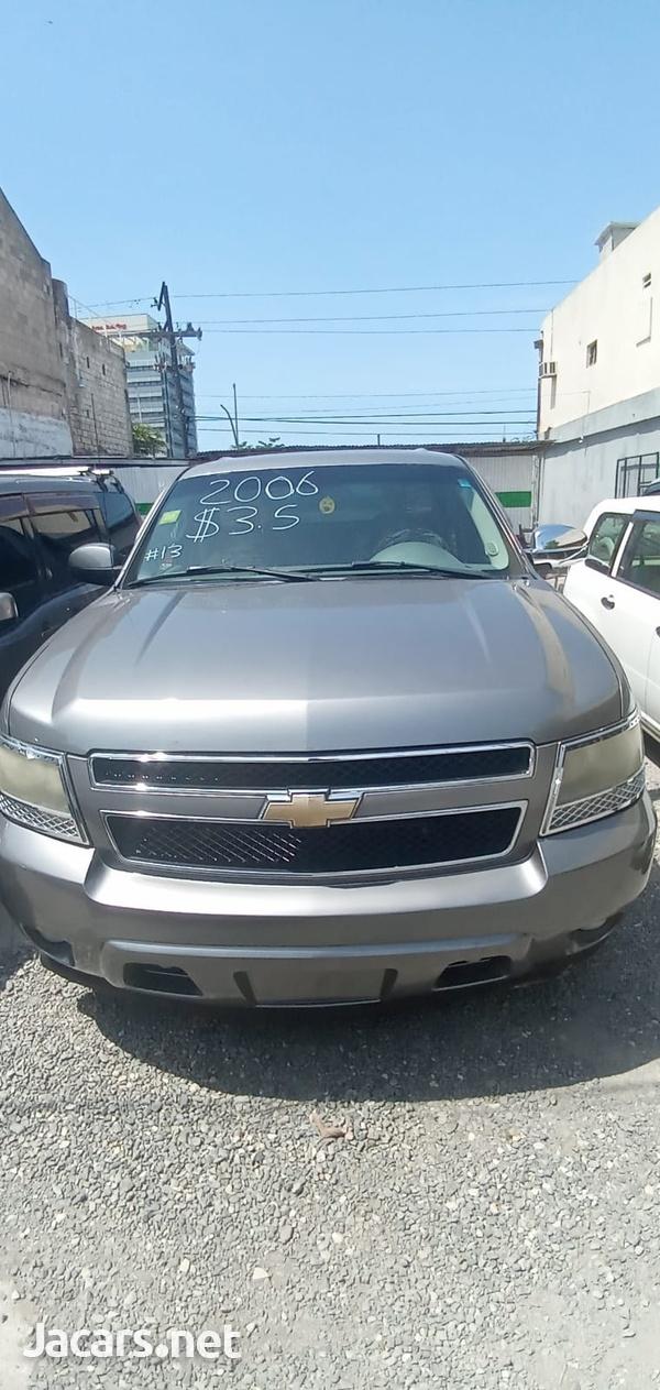 Chevrolet Avalanche 3,7L 2007-2