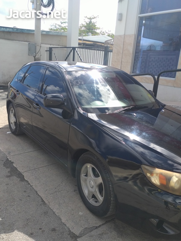 Subaru Impreza 2,5L 2008-4