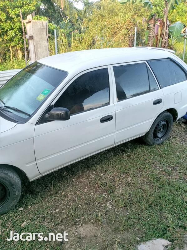 Nissan AD Wagon 1,5L 1998-3