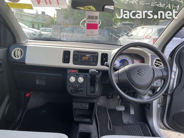 Suzuki Alto 1,0L 2016-9