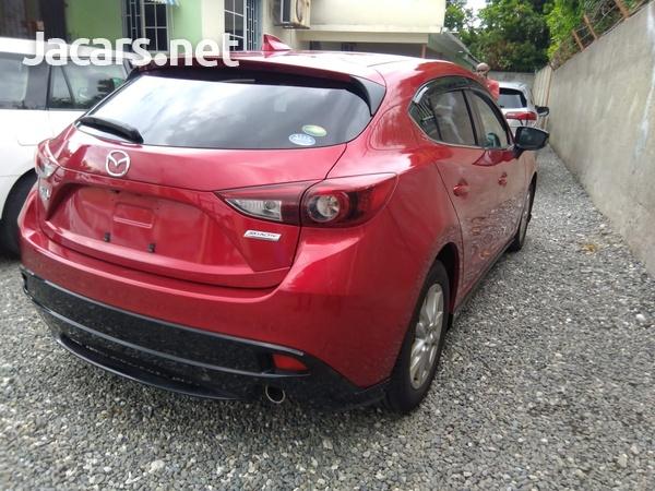 Mazda Axela 2,0L 2016-7