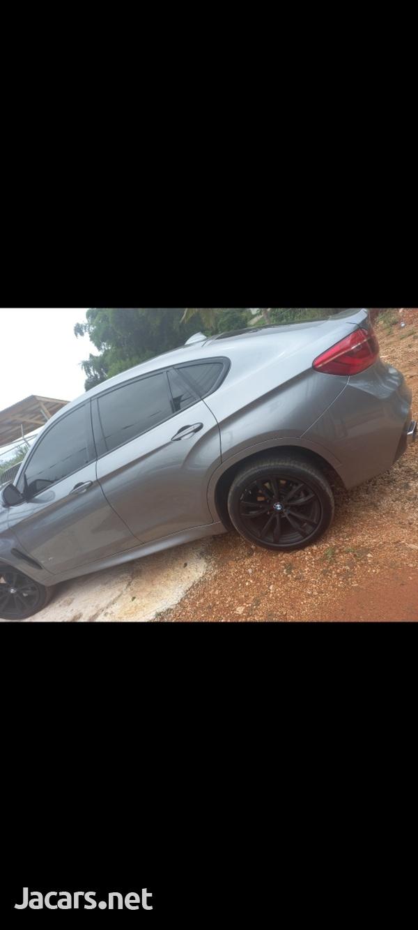 BMW X6 3,5L 2015-4