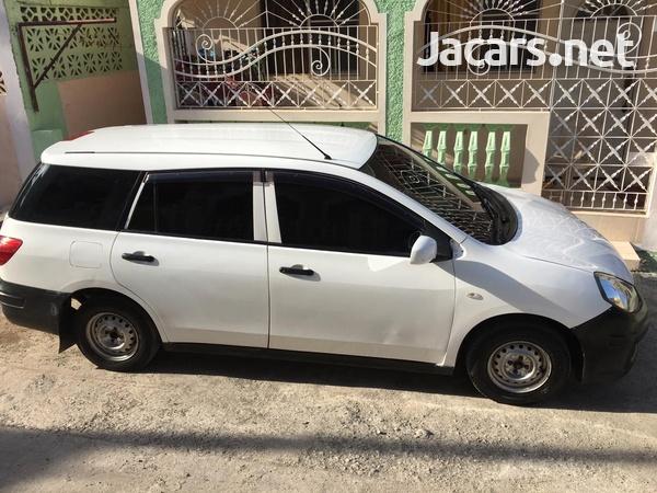 Nissan AD Wagon 2,0L 2012-2