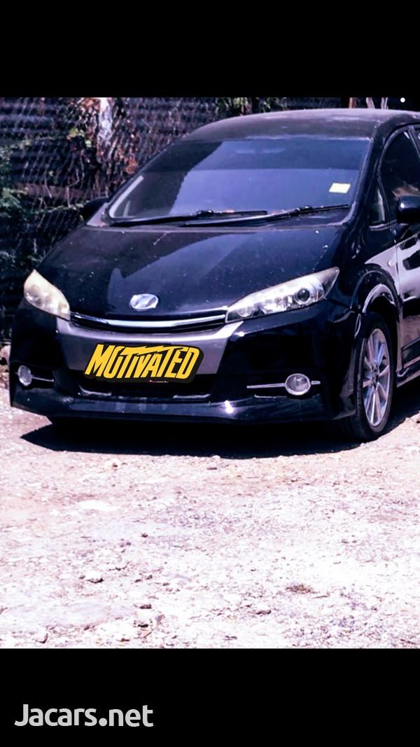 Toyota Wish 2,0L 2009-1