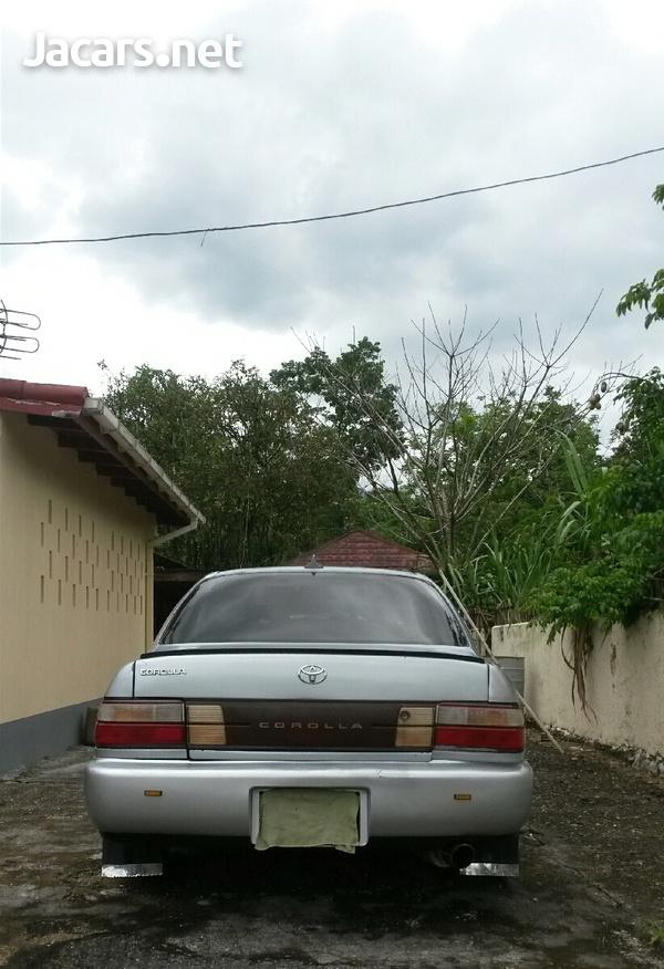 Toyota Corolla 1,1L 1994-6