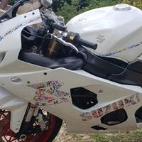 2005 Suzuki Gsxr 750cc Bike