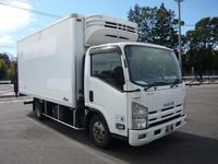 Isuzu Freezer Truck 2012