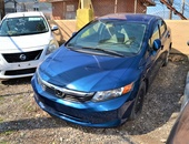 Honda Civic 1,8L 2012