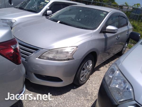 Nissan Sylphy 1,8L 2014-3