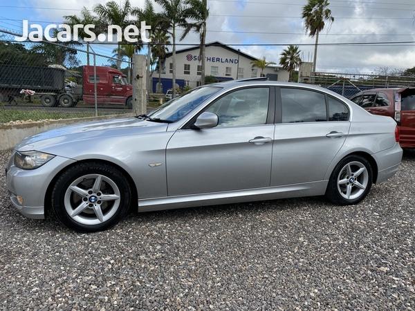 BMW 3-Series 2,5L 2011-9