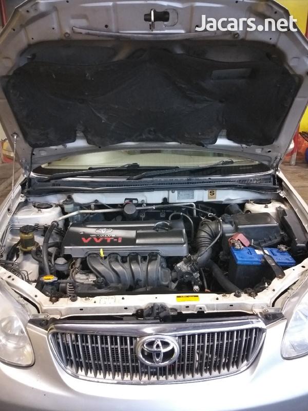 Toyota Corolla 1,6L 2004-2