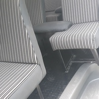 HAVE YOUR BUS FULLY SEATED OUT WITH FOUR ROWS.CONTACT THE EXPERTS 8762921460