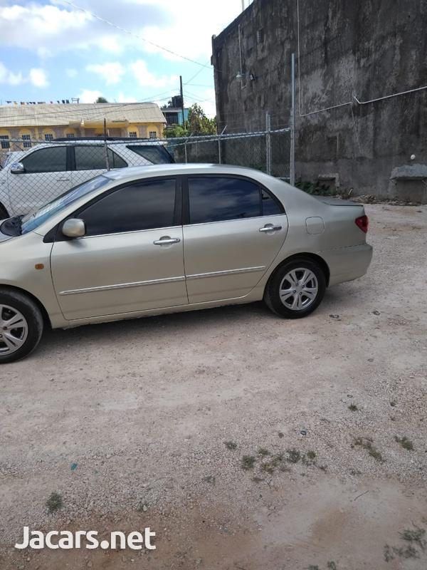 Toyota Corolla Altis 1,5L 2004-1