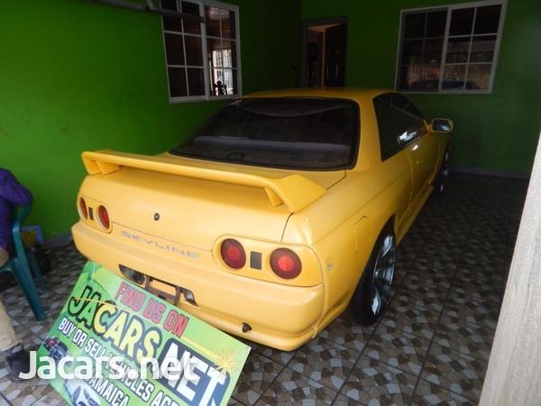 Nissan Skyline 3,5L 1989-3