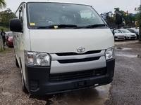 Toyota Hiace Bus 2,7L 2016