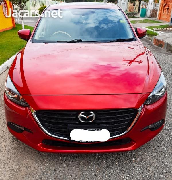Mazda 3 1,5L 2017-15