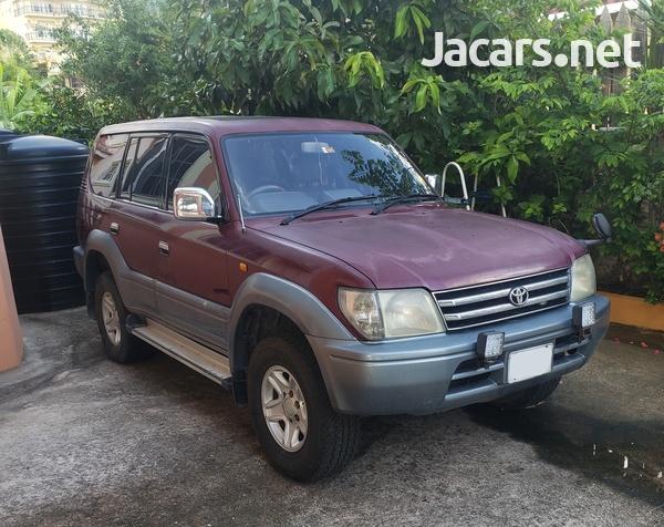 Toyota Prado 3,0L 1997-1