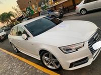 Audi A4 2,0L 2017