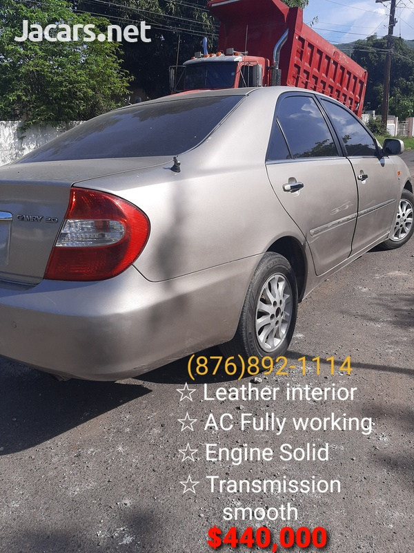 Toyota Camry 2,0L 2003-2