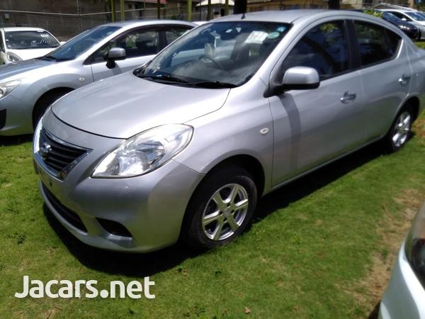 Nissan Latio 1,2L 2012-3