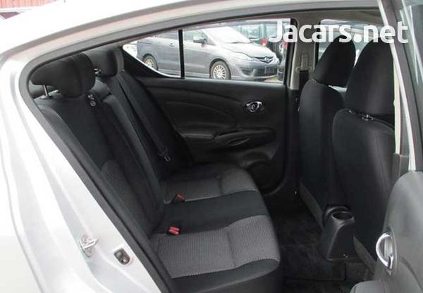 Nissan Latio 1,5L 2015-7