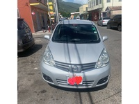 Nissan Note 1,2L 2012