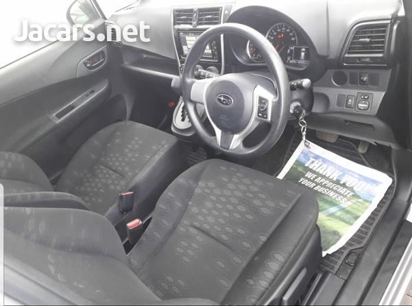 Subaru Trezia 1,5L 2015-7