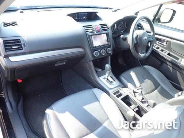 Subaru Impreza 2,5L 2012-8