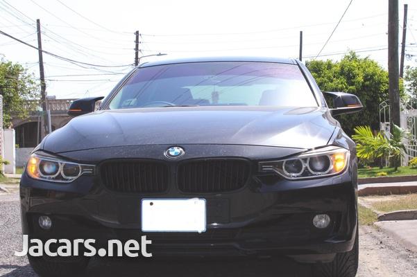 BMW 3-Series 1,4L 2014-10
