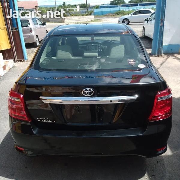 Toyota Axio 1,5L 2017-2