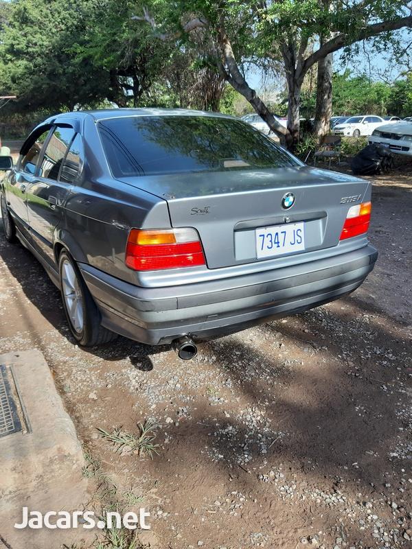 BMW 3-Series 1,8L 1995-3