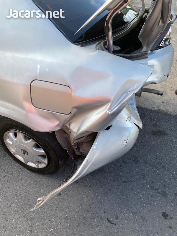 Mazda Familia 1,5L 2002-3