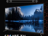 43-82 inches SAMSUNG SMART LED T.V. CURVED