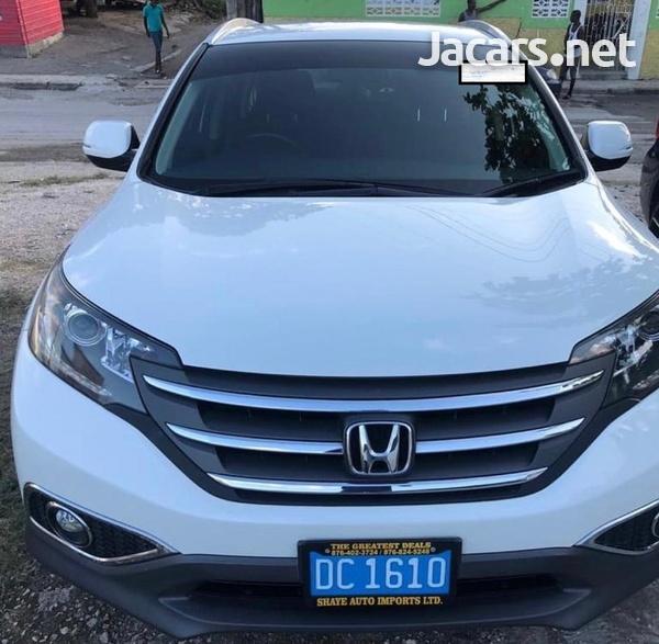 Honda CR-V 2,5L 2015-1