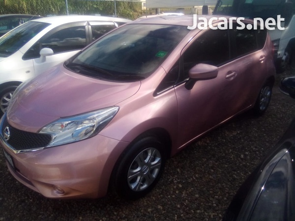 Nissan Note 1,3L 2015-8