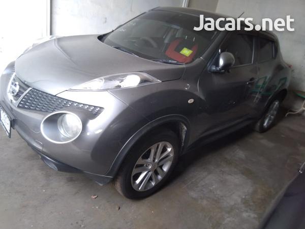 Nissan Juke 1,6L 2012-1