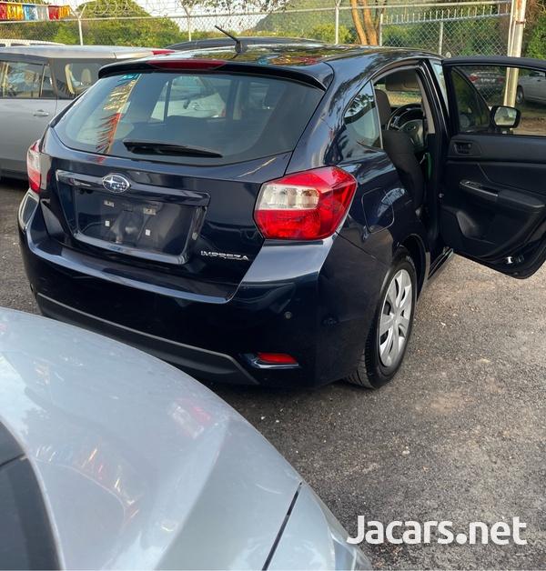 Subaru Impreza 1,8L 2016-4