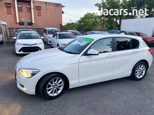 BMW 1-Series 1,6L 2015-3