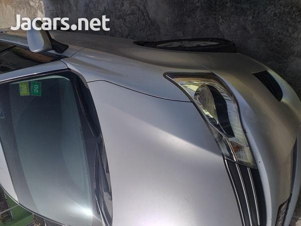Toyota Axio 2,1L 2014-5