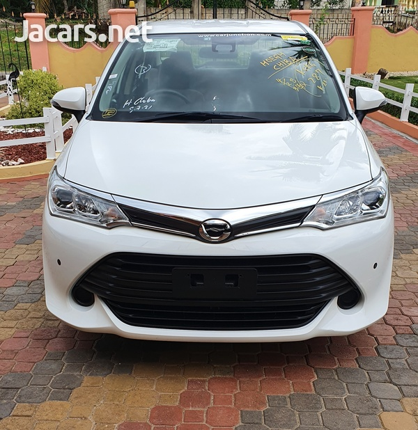 Toyota Axio 1,3L 2016-1