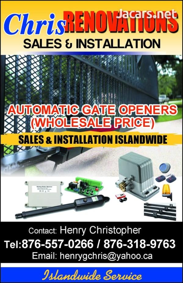 Gate openers-2