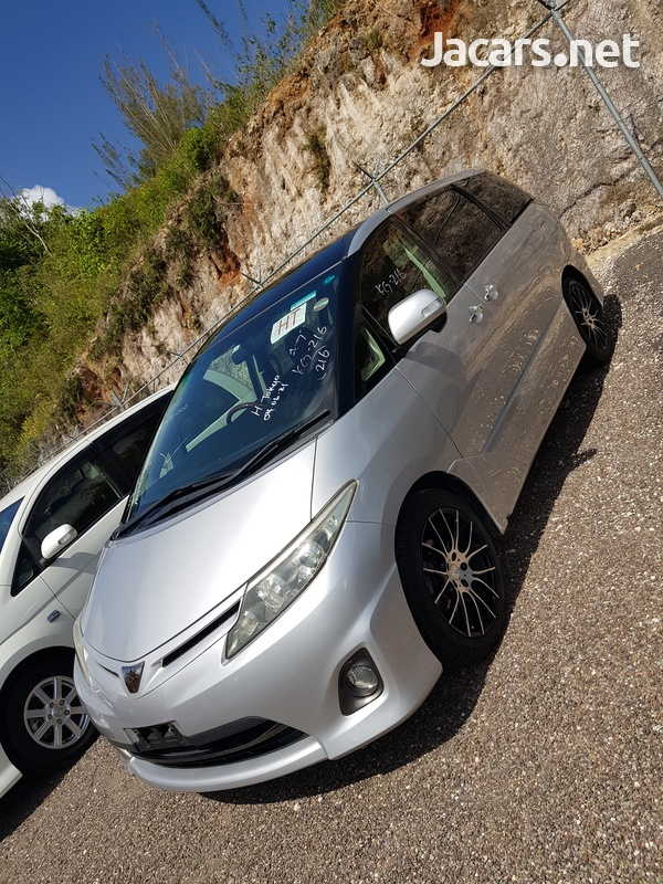 Toyota Estima 2,4L 2012-12