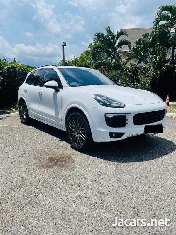 Porsche Cayenne 3,6L 2018-5