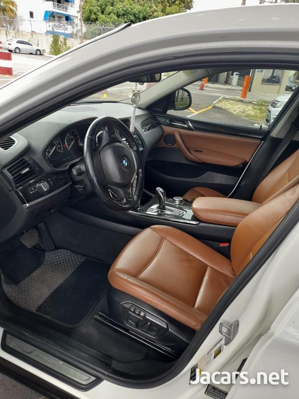 BMW X4 3,0L 2016-8