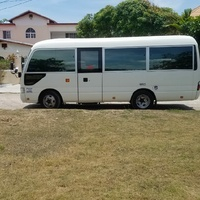 2012 Turbo Diesel Toyota Coaster Bus