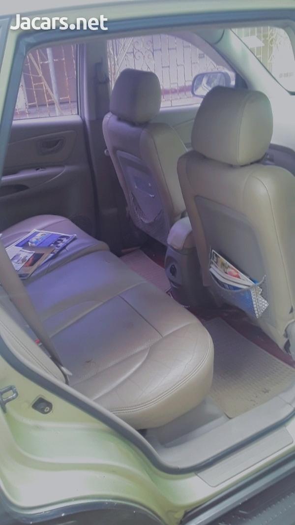 Hyundai Tucson 2,0L 2005-6