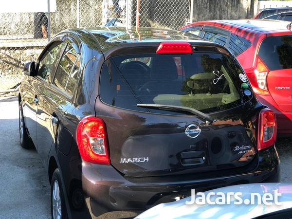 Nissan March 1,5L 2018-7