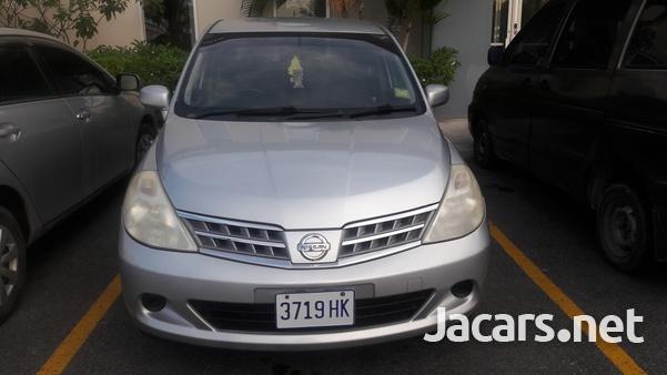 Nissan Tiida 1,6L 2009-1
