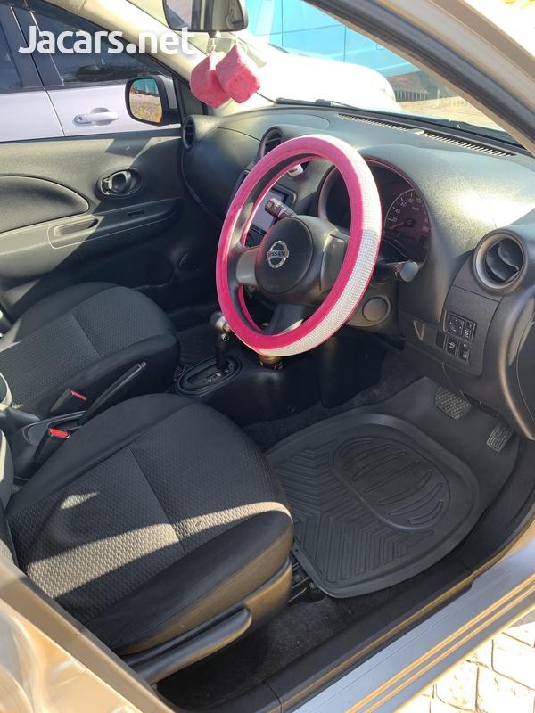 Nissan March 1,2L 2012-5