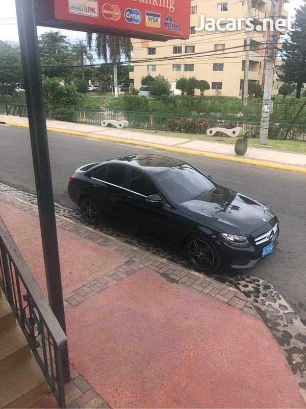 Mercedes-Benz C-Class 2,0L 2015-4